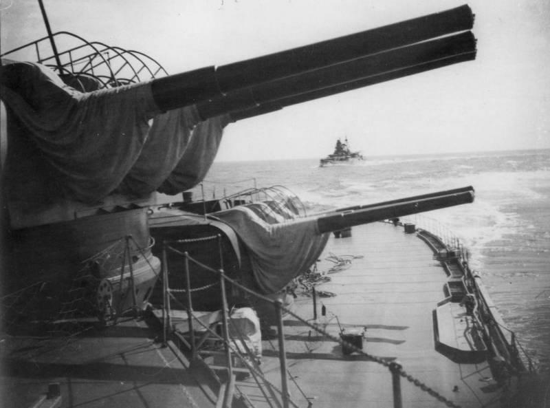 Боевые корабли. Крейсера. Последний флагман погибшего флота