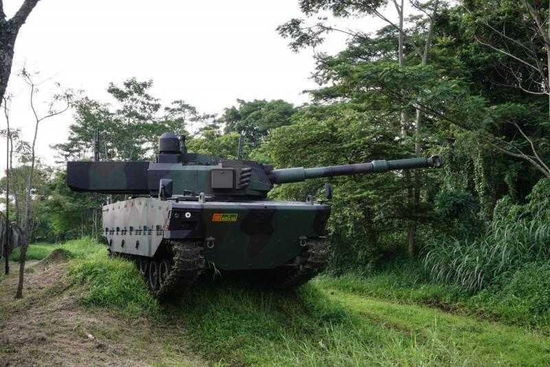 Первый серийный и планы на будущее. Производство средних танков Kaplan MT / Harimau