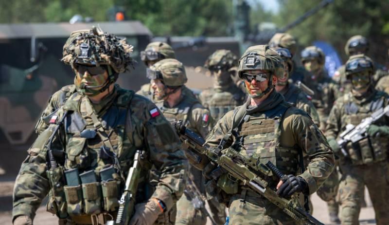 «Попросили партнёры по НАТО»: Польша перебрасывает отряд спецназа в Кабул