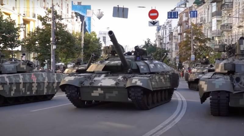«Эталоны для модернизации»: бронетанковые новинки украинского парада