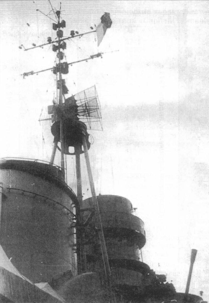 Боевые корабли. Крейсера. Из одной эпохи в другую