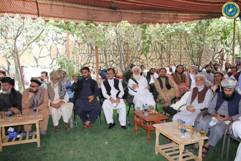 Талибы в поисках финансирования: в Кабуле прошла встреча лидеров «Талибана» с экс-министром финансов Афганистана