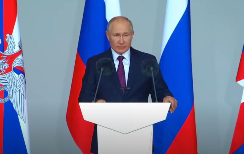 В России прошёл единый день закладки боевых кораблей для российского флота
