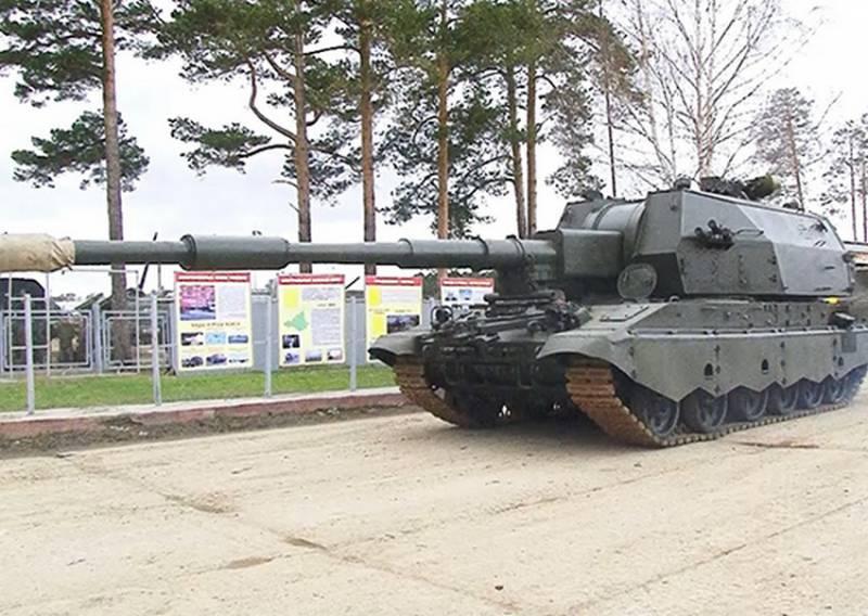 Минобороны подписало контракт на серийные поставки в войска САУ 2С35 «Коалиция-СВ»