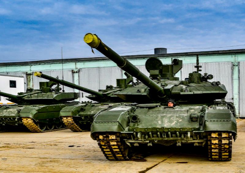 Минобороны подписало новый контракт на поставку танков Т-90М