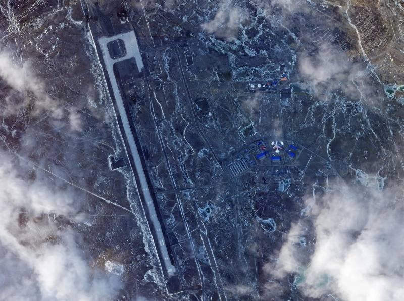 Строительство аэродрома Нагурское подходит к концу