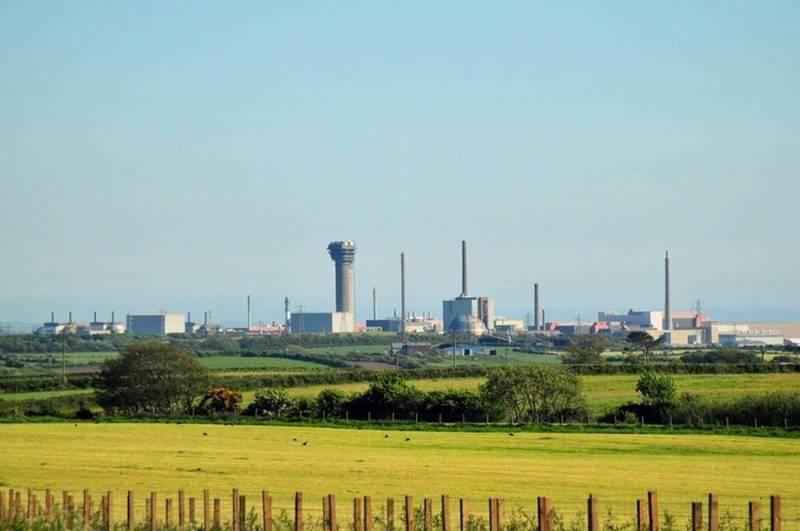 Английский Север может стать радиоактивным