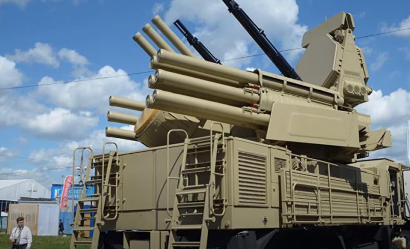 Подписан первый контракт на поставку за рубеж экспортной версии модернизированного ЗРПК «Панцирь-С1М»