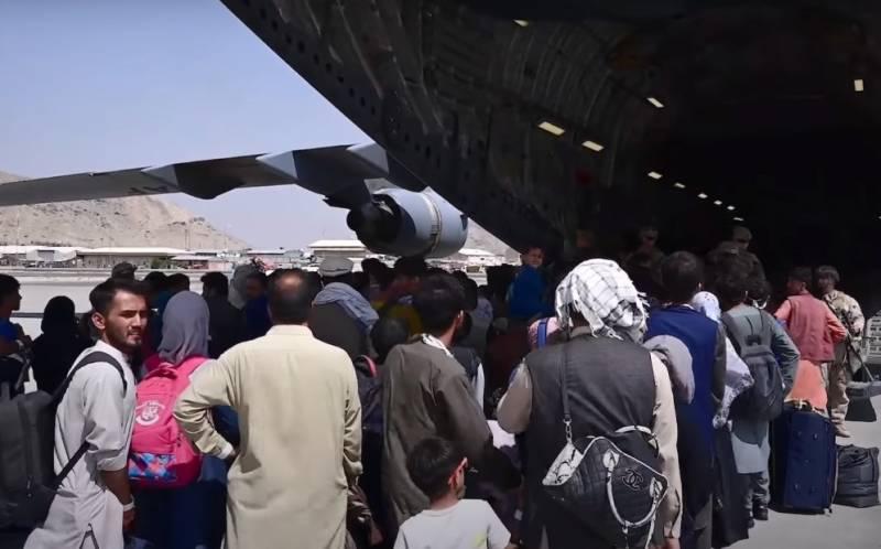 Внезапная поездка конгрессменов в Кабул вызвала гнев в администрации Байдена