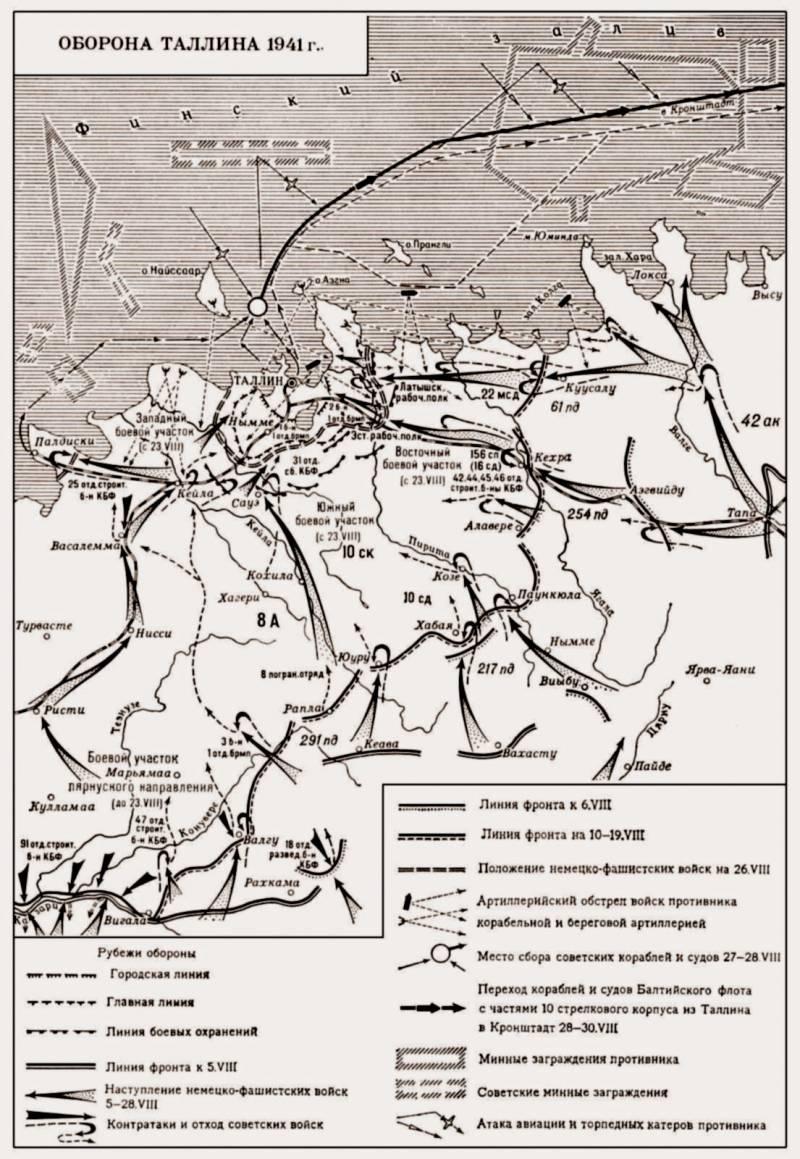 Балтийская трагедия. Как Балтфлот прорывался в Кронштадт