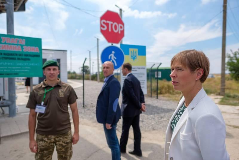 Президент Эстонии предрекла убытки «Северному потоку – 2»