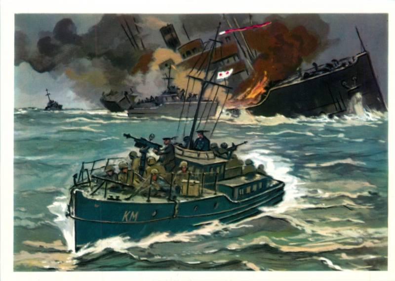 Балтийская Цусима советского флота