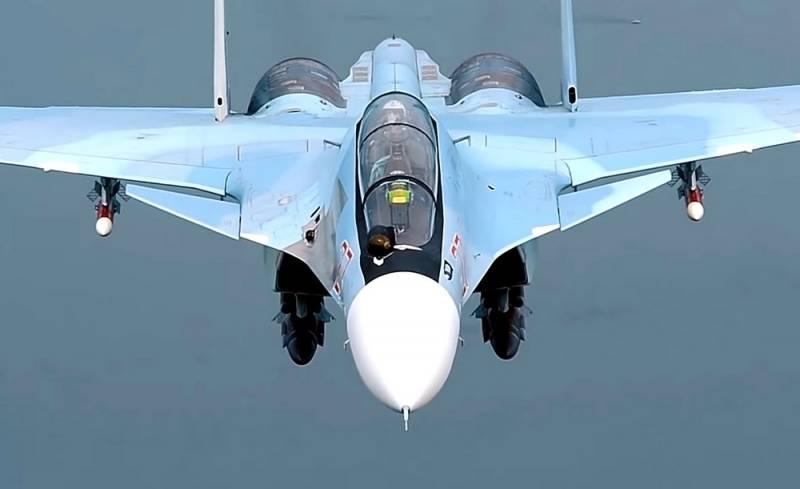 «Пополняют вторую эскадрилью»: Janes о поставке новой партии истребителей Су-30СМ в Казахстан