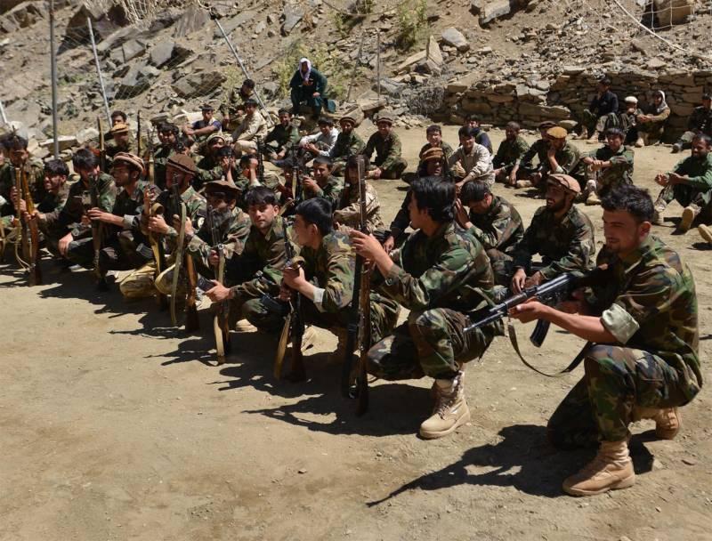 «Чтобы биться за Афганистан»: ополчение Масуда объявило о вхождении в его состав подразделений афганских коммандос