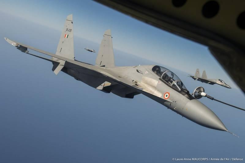 Охота на Су-30: Индия покажет японцам, как воевать с истребителями из России