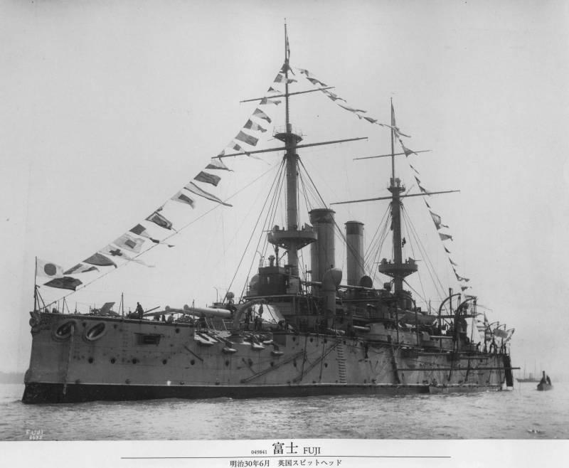 О стрельбе на дальние дистанции в период Русско-японской войны