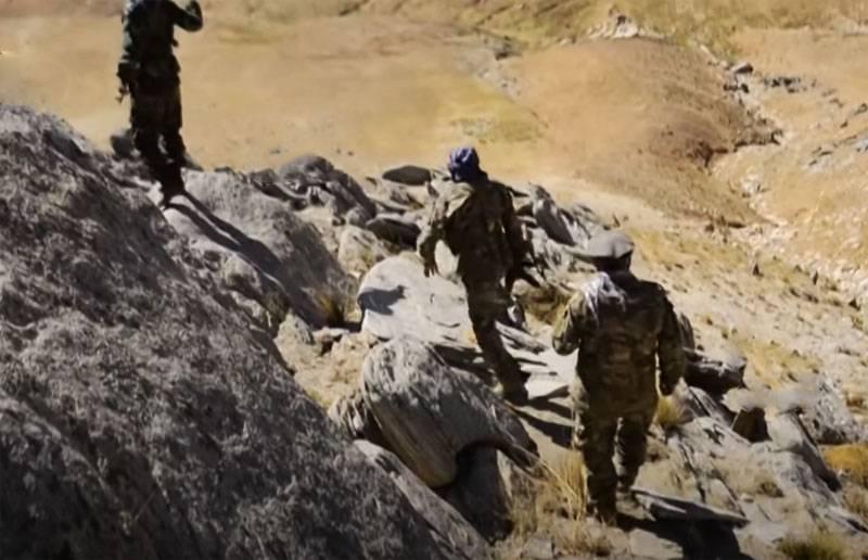 Ополчение Масуда: Пресечена попытка прорыва талибов с двух направлений к перевалу Саланг