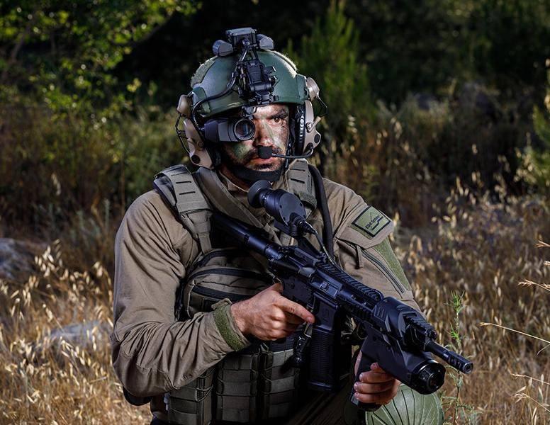 Израильский оборонный концерн представил штурмовые винтовки «будущего»