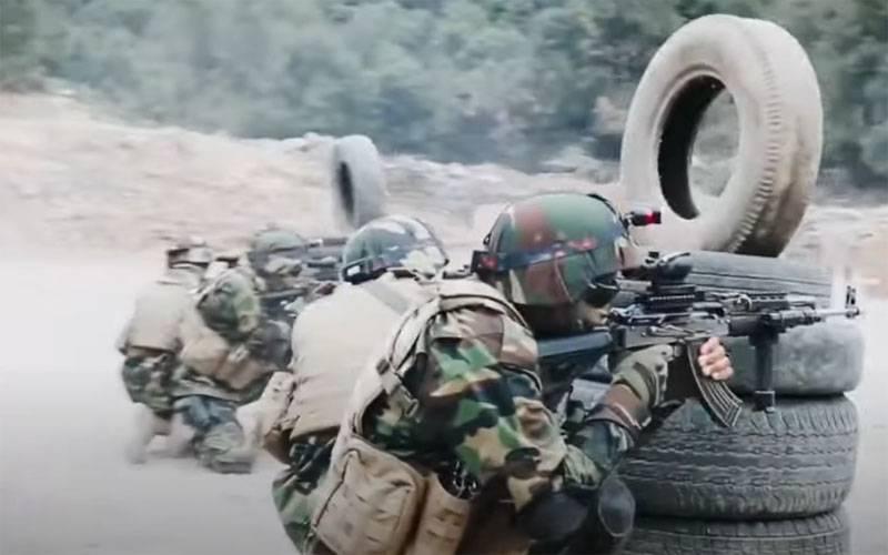 Назначенного талибами губернатора Панджшера охраняет спецназ «Бадри 313»