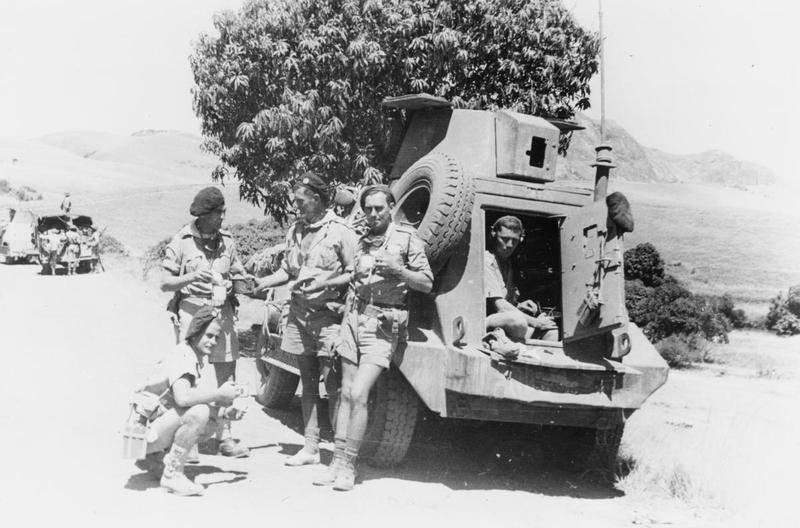 攻占马达加斯加。 一场不起眼但意义重大的二战战役