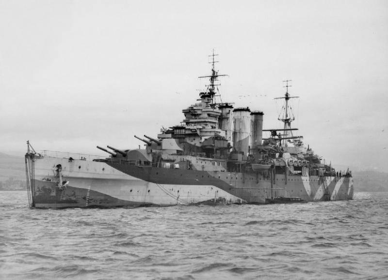 Боевые корабли. Крейсера. Заговоренные от бомб и торпед