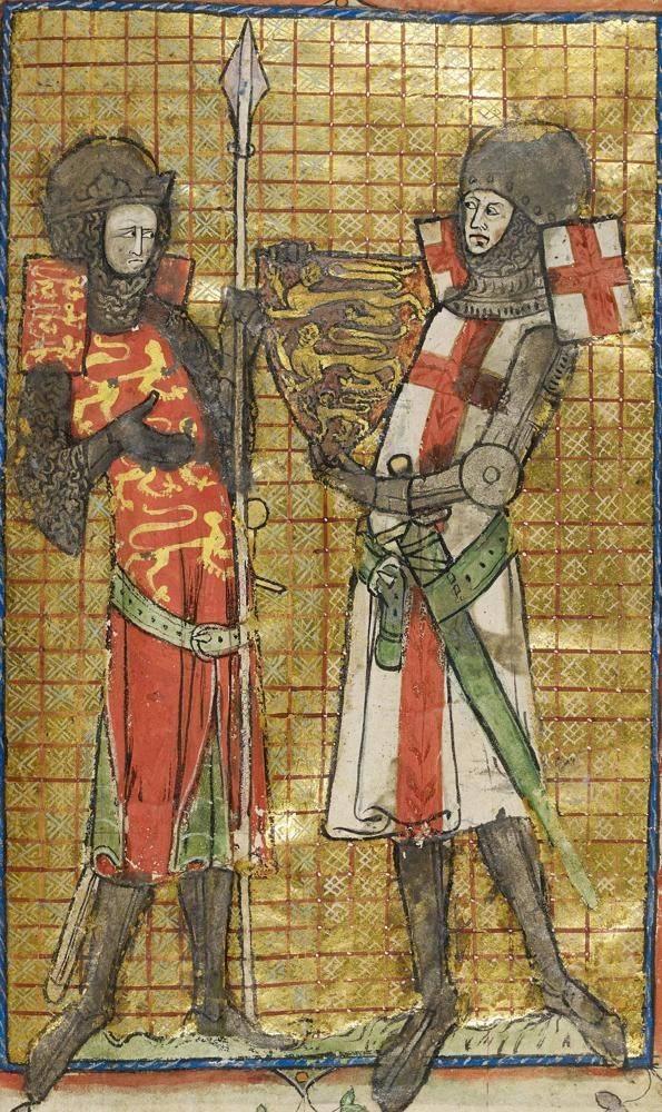 Рыцари Столетней войны: набор войска