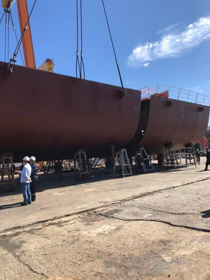 Корветы типа Ada: получит ли Украина боеспособный флот