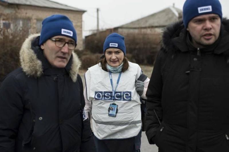 В ОБСЕ заявили о 30-процентном росте числа нарушений перемирия на Донбассе