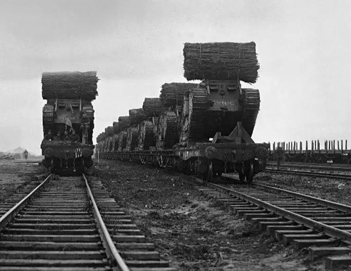 Штурмовые мосты армии Великобритании