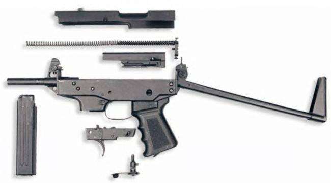 Пистолет-пулемет ПП-2011 «Кедр-Para». Старая конструкция и новый патрон