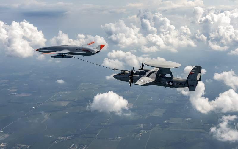 Компания Boeing объявила о строительстве завода по производству палубных беспилотников MQ-25 Stingray