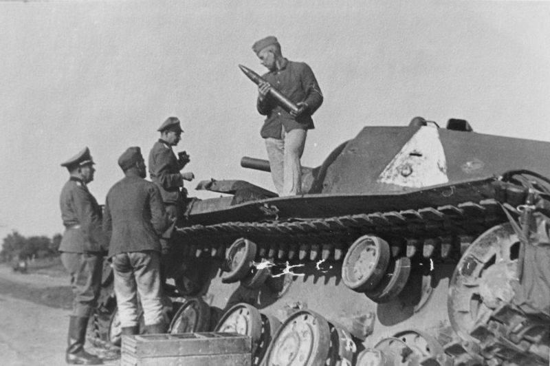 Как советские механизированные корпуса не дали немцам с ходу взять Киев