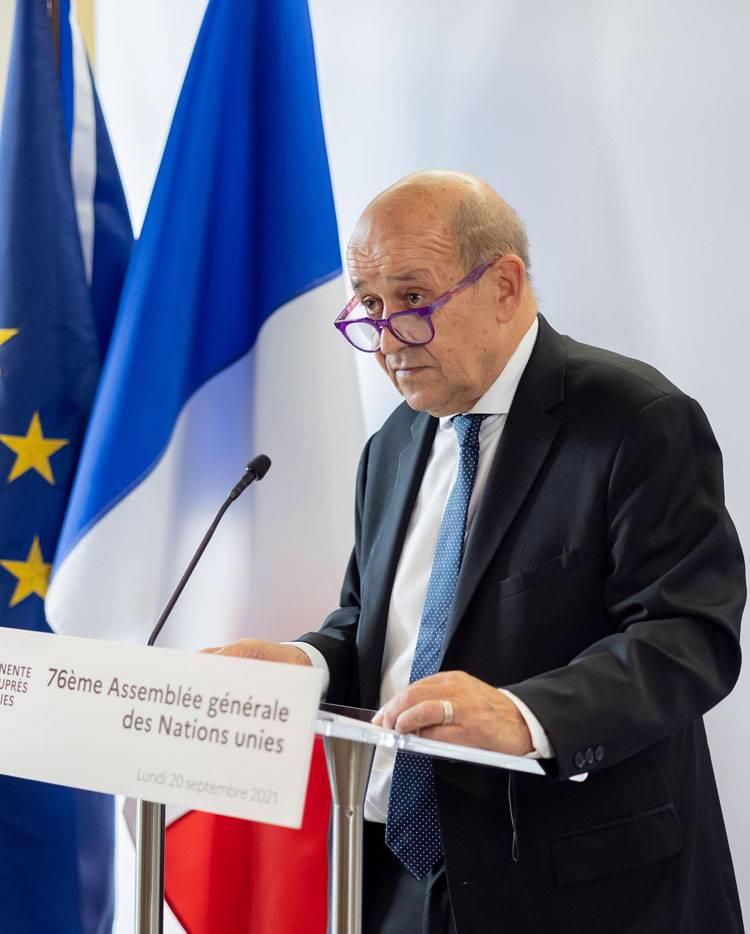 Байден отправил Блинкена «мириться» во французское постпредство при ООН