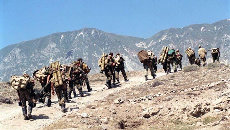 Задержано двое боевиков, участвовавших во вторжении Басаева и Хаттаба в Дагестан в 1999 году