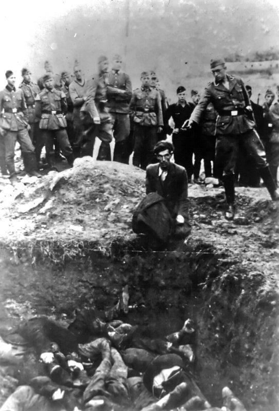 Как нацисты решали «еврейский вопрос»