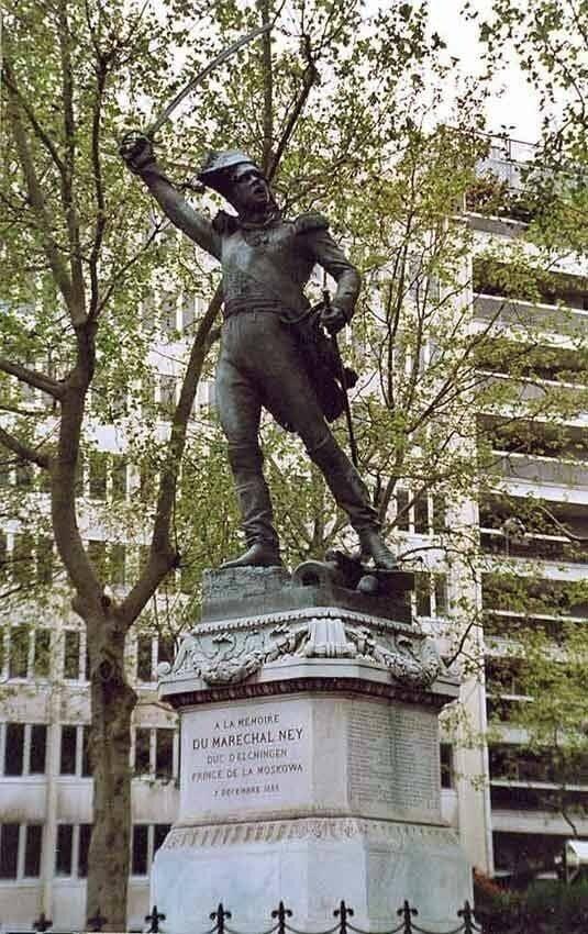 «Храбрейший из храбрых». Маршал Ней после битвы при Ватерлоо