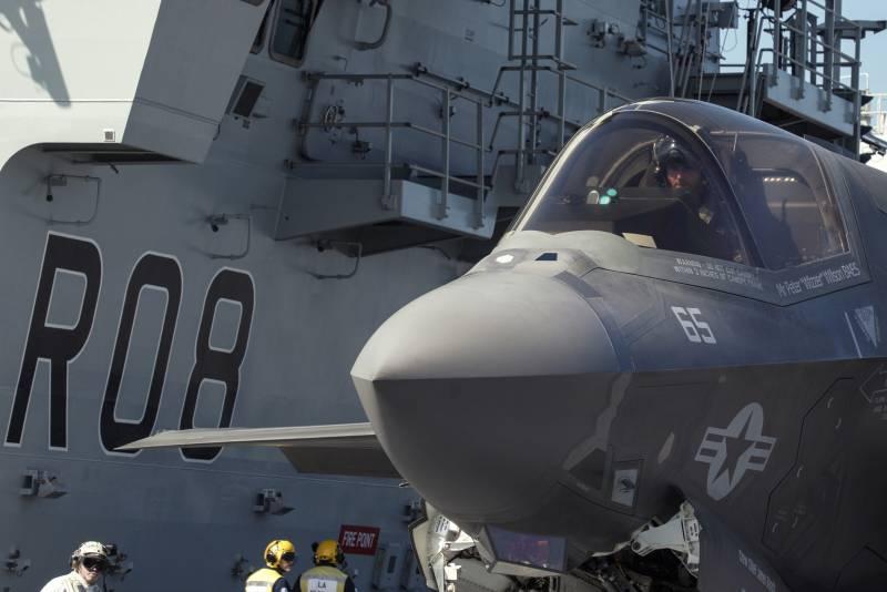 «Противники сделали наши платформы более уязвимыми»: конгрессмен США об истребителе F-35 и авианосцах