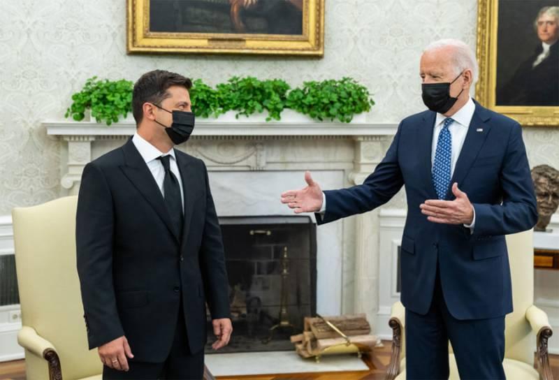 Зеленский: Я чувствую, что Байден поддерживает вступление Украины в НАТО