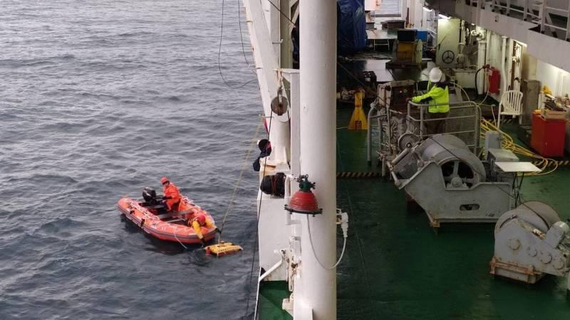 На дне Карского моря нашли контейнер с реактором атомной подводной лодки К-19