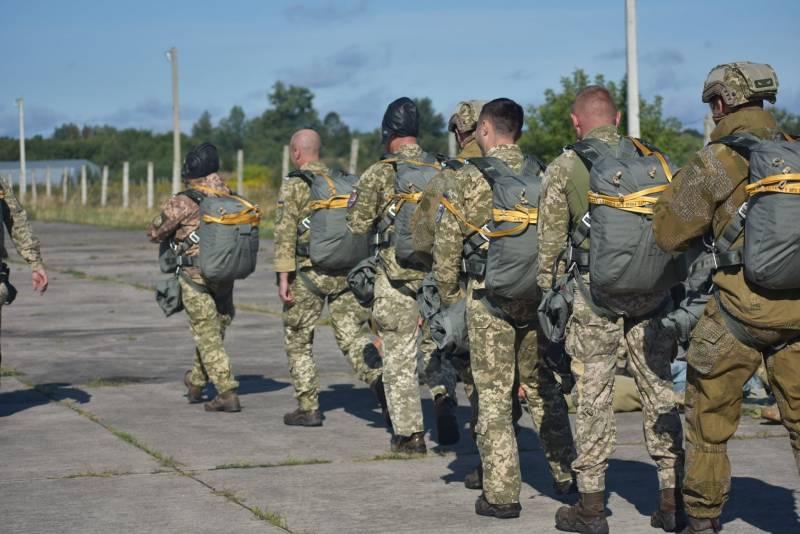 На Украине: У нас есть данные о том, что некоторые члены НАТО не поддерживают наше вступление в альянс