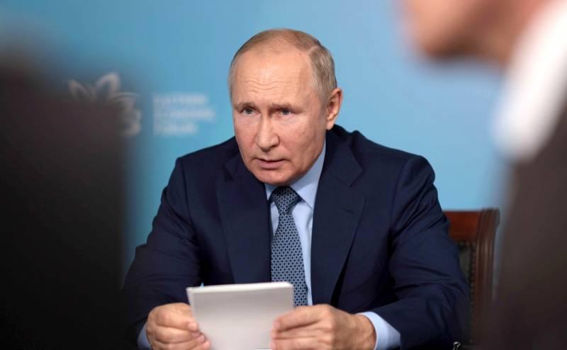 Россия может воспользоваться афганским кризисом, чтобы предложить новую модель мироустройства