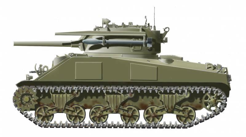 Танковый паноптикум: танки-ракетоносцы