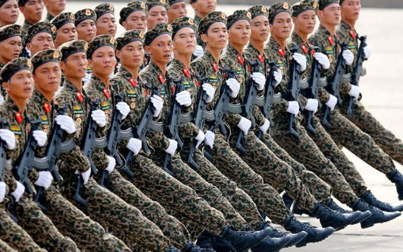 Проблемы и решения. Особенности развития материальной части Вьетнамской народной армии