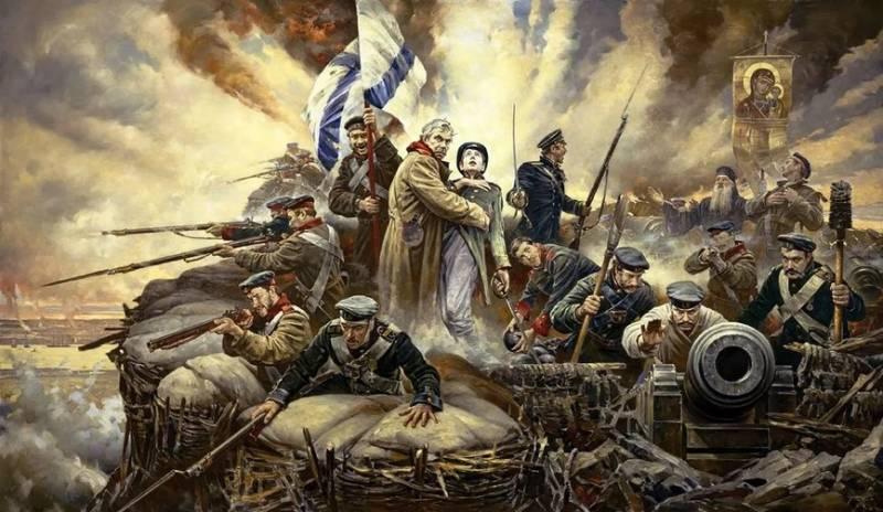 9 сентября в России отмечают День памяти русских воинов, павших при обороне Севастополя и в Крымской войне