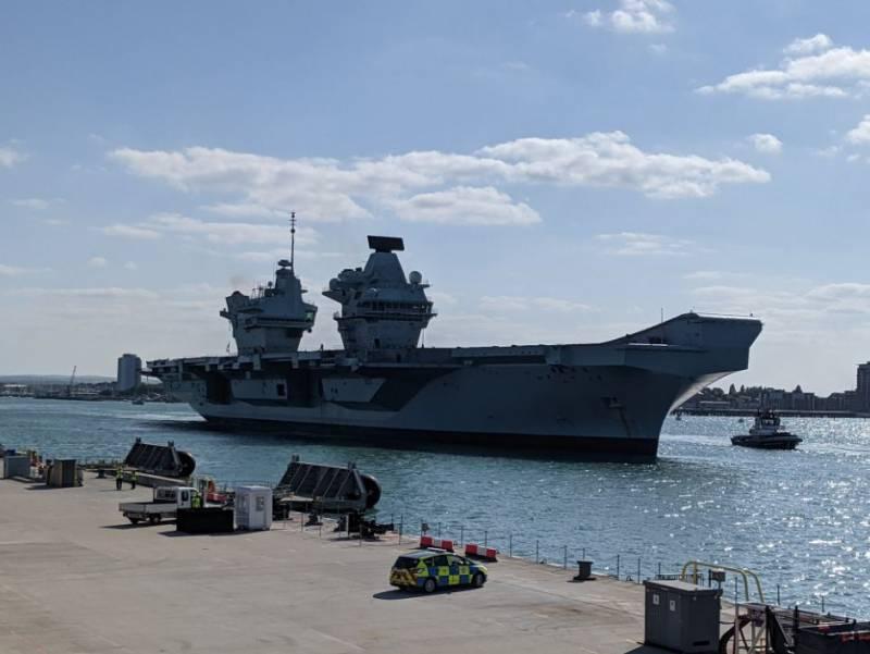 Две трети мира  наша игровая площадка: Великобритания наращивает военное присутствие в Мировом океане