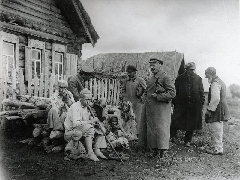 Советское крестьянство 20–30-х годов: «смешное»…