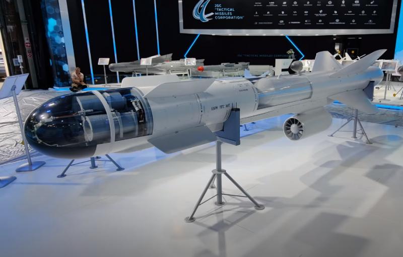 Российская высокоточная авиационная ракета для уничтожения командных пунктов пойдёт на экспорт