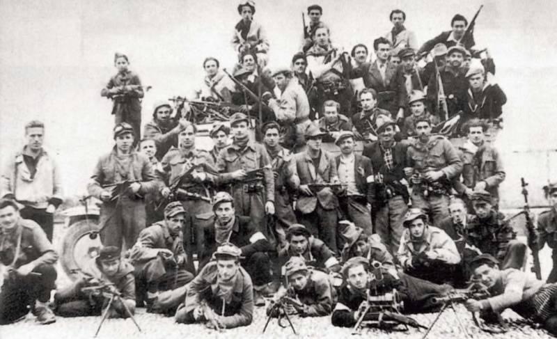 «Тосканская война». Пара строк об итальянском сопротивлении