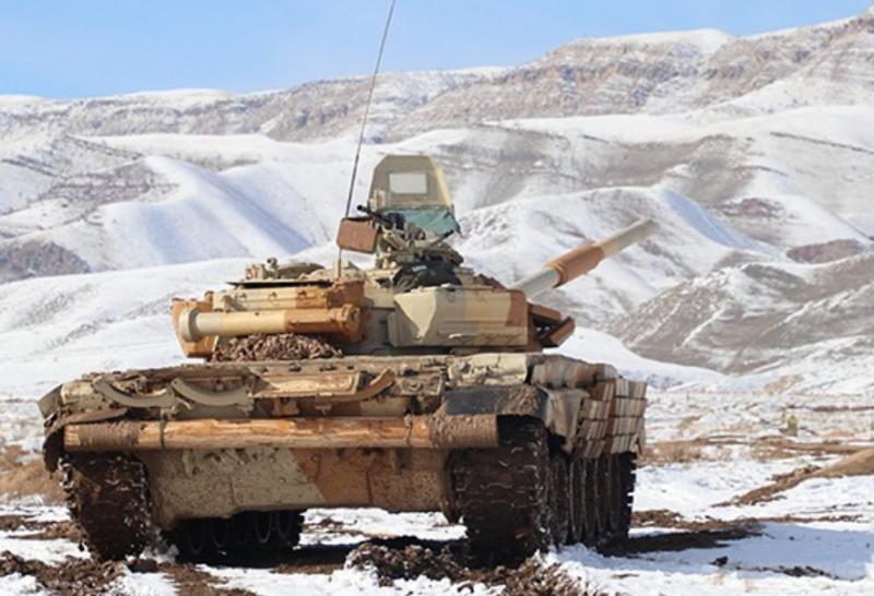 201-ю военную базу в Таджикистане усиливают современными танками