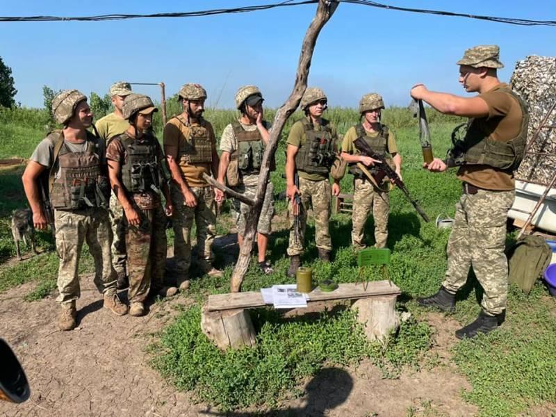 Командующий ООС Украины: Нашим войскам был отдан приказ о ведении адекватного огня по оккупантам на Донбассе